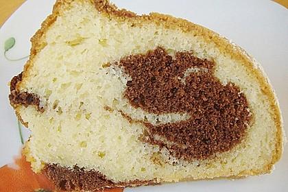 Marmorkuchen mit Schmand (Bild)