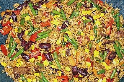 Dreadys Reispfanne - auch für den Wok 2