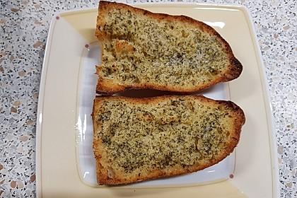 Knoblauchbaguette (Bild)