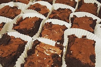 Fudge Brownies 8