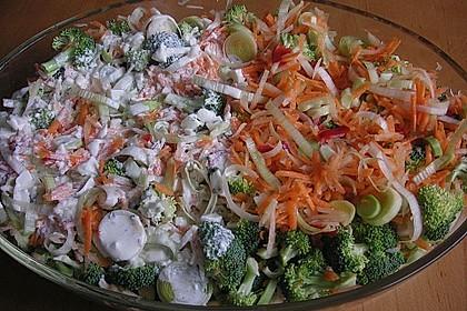 Bunter Gemüseauflauf 46