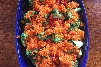 Bunter Gemüseauflauf 24