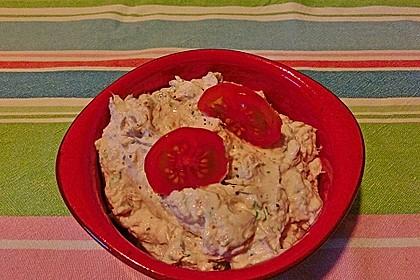 Frischkäse - Thunfisch - Dip 1