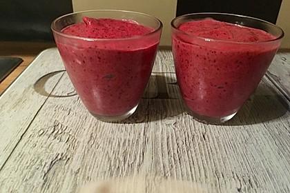 Himbeer - Joghurt - Eis 2