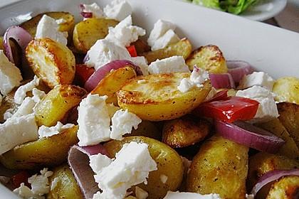 Kartoffel - Gyros 1