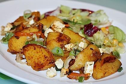 Kartoffel - Gyros