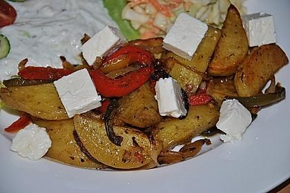 Kartoffel - Gyros 20