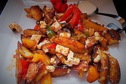 Kartoffel - Gyros 2