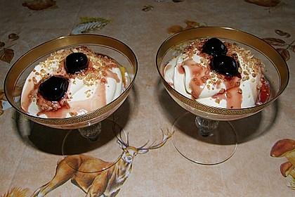 Quark - Kirsch - Dessert 11