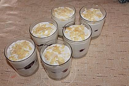 Quark - Kirsch - Dessert 17