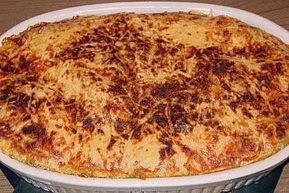 Lachs - Spinat - Lasagne 3
