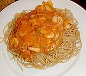 Spaghetti Scampi (Bild)