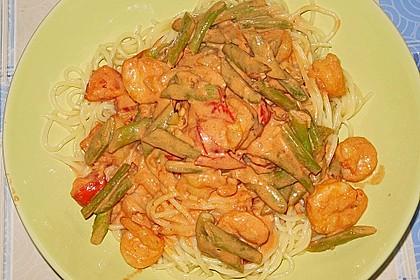 Spaghetti Scampi 15
