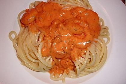 Spaghetti Scampi 14