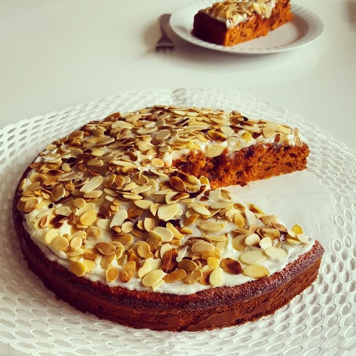 Banana Carrot Cake Von Bwestner Chefkoch De