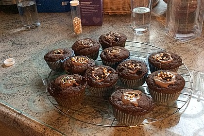 Double Chocolate Muffins 30