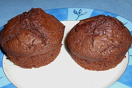 Double Chocolate Muffins 34