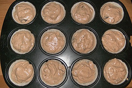 Double Chocolate Muffins 58