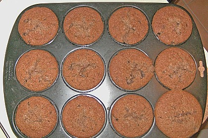Double Chocolate Muffins 60