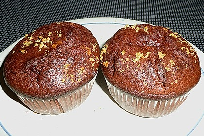 Double Chocolate Muffins 46