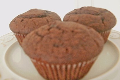 Double Chocolate Muffins 66