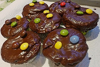 Double Chocolate Muffins 52
