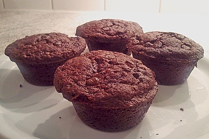 Double Chocolate Muffins 63