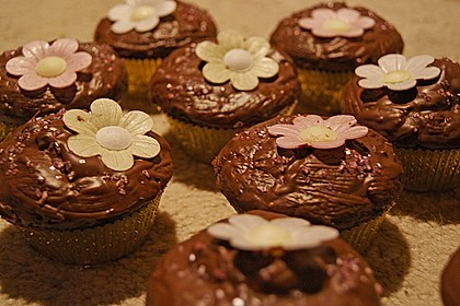 Double Chocolate Muffins 12