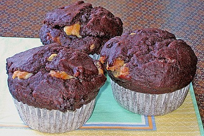 Double Chocolate Muffins 41
