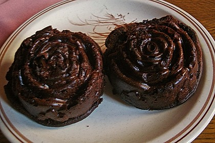 Double Chocolate Muffins 26