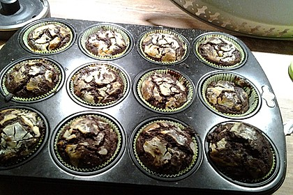 Double Chocolate Muffins 27