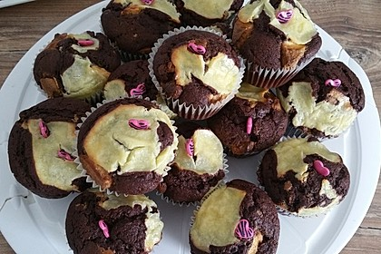 Double Chocolate Muffins 4