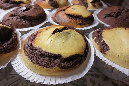 Double Chocolate Muffins 5