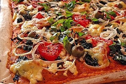 Pizza Hut Pizzateig Von Claudi77 Chefkoch De