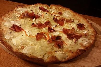 Pizza Hut Pizzateig (Bild)