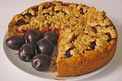 Pflaumen - Streusel - Kuchen 2