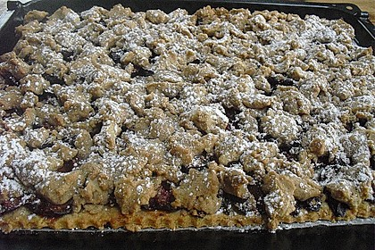 Pflaumen - Streusel - Kuchen 10