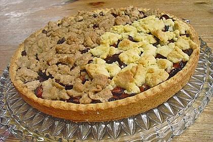 Pflaumen - Streusel - Kuchen 1