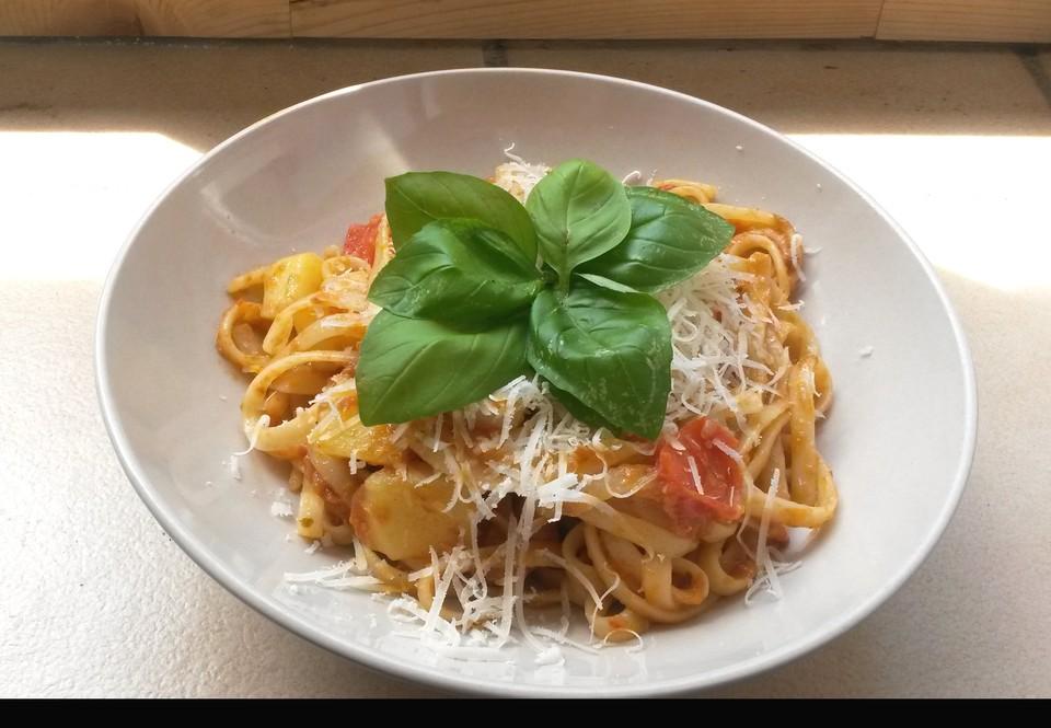pasta alla romana von cheery chefkoch