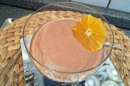 Schnelle  Mousse au Chocolat 6