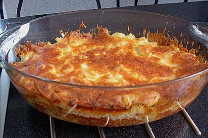 Kartoffel - Hack - Lasagne 10