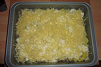 Kartoffel - Hack - Lasagne 11