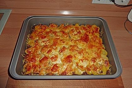 Kartoffel - Hack - Lasagne 3