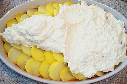 Kartoffel - Hack - Lasagne 6