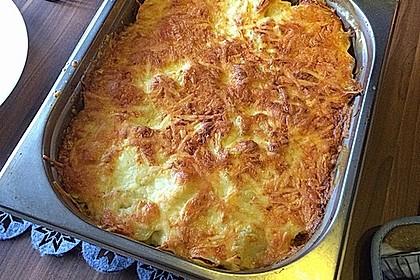 Kartoffel - Hack - Lasagne 2