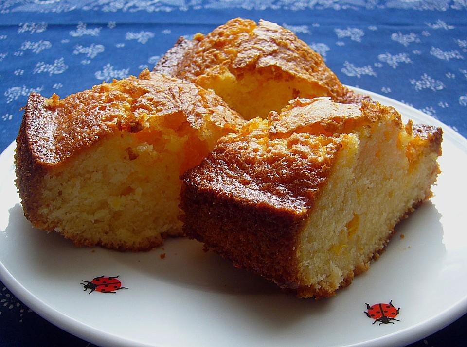 Mandarinenkuchen Von Naomi1973 Chefkoch De