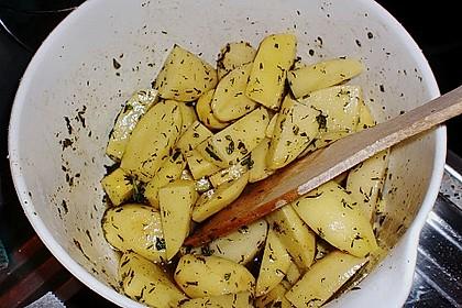 Französisches Hühnerbrustfilet im Blätterteigmantel 16