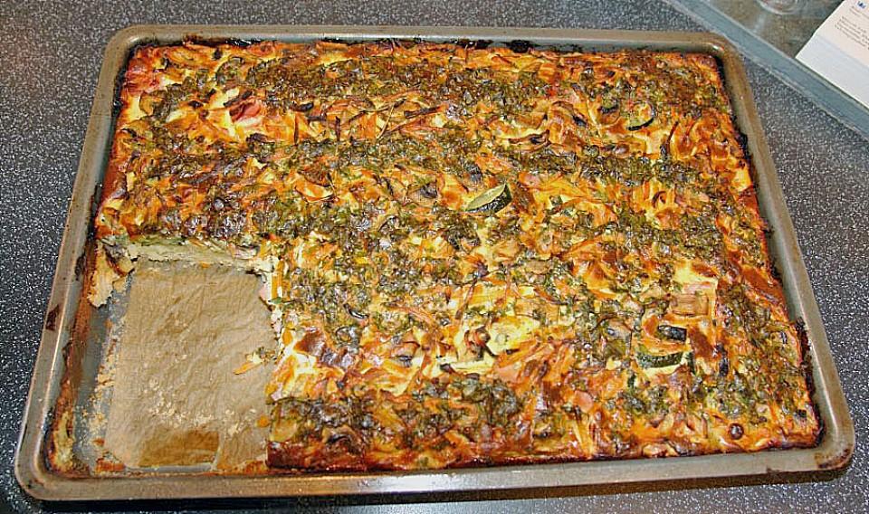 Zucchini Mohren Kuchen Von Jesusfreak Chefkoch De