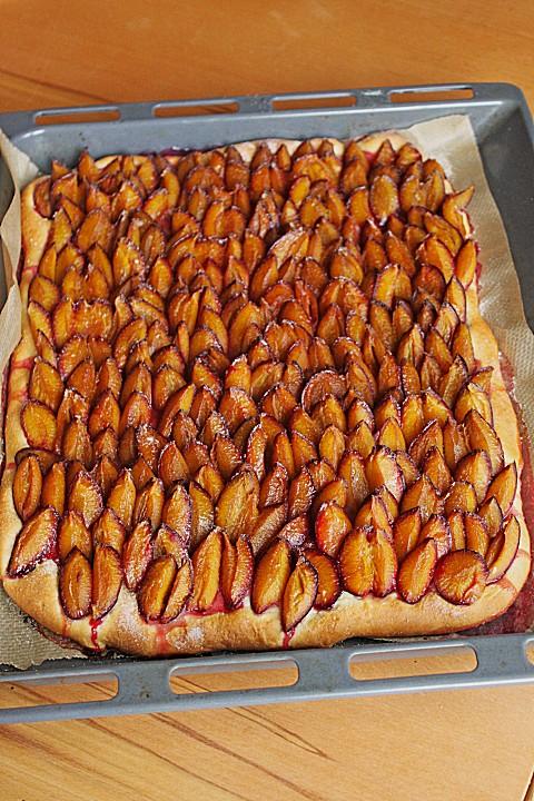 Hefe Zwetschgenkuchen Von Meike34 Chefkoch
