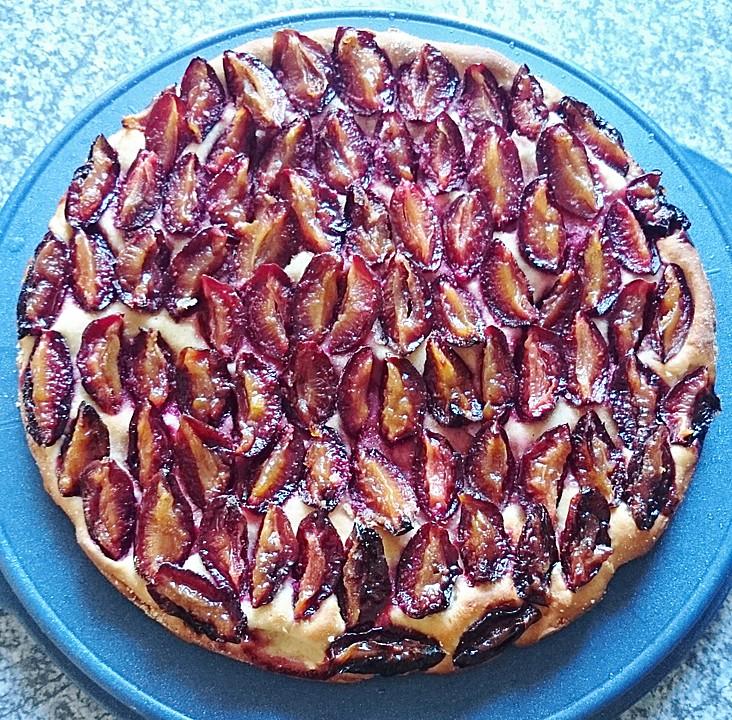 Hefe Zwetschgenkuchen Von Meike34 Chefkoch De